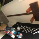 How to Make a Longboard Hanger