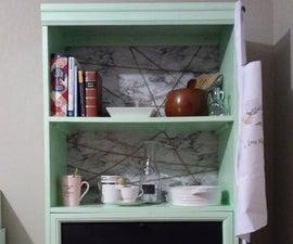 Modernized Cabinet