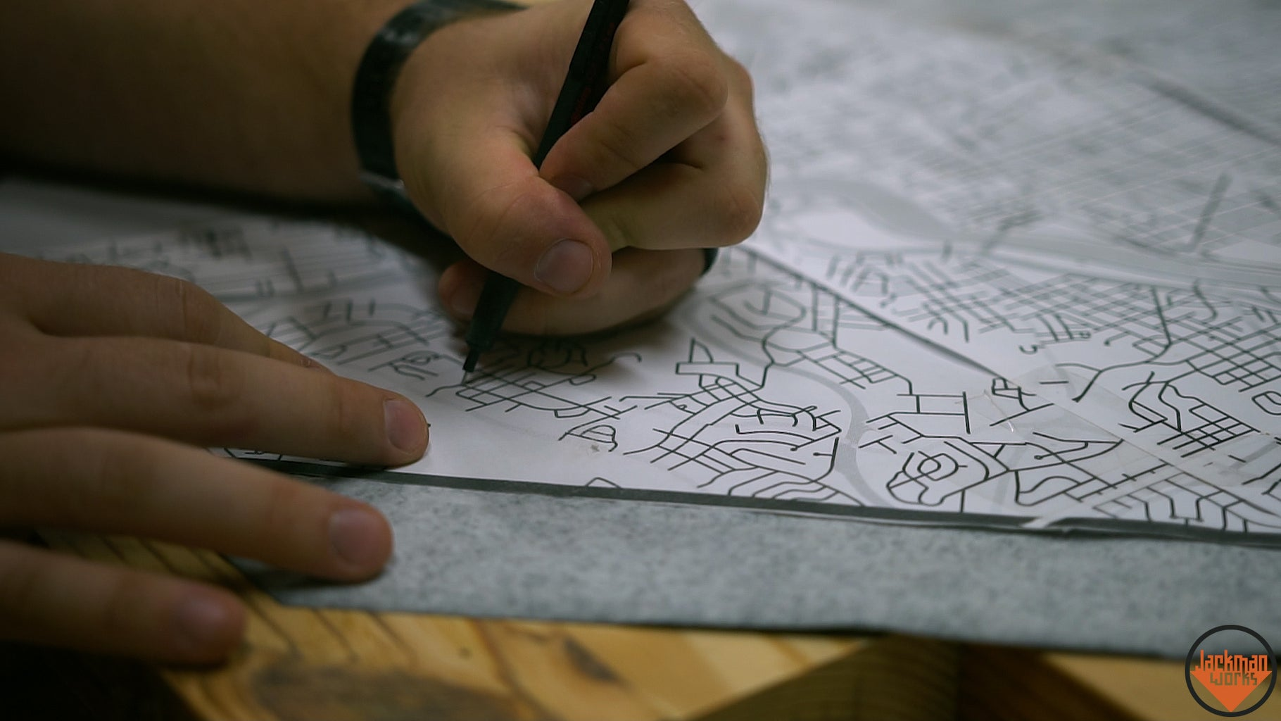 Hand Carving (J-Carve)