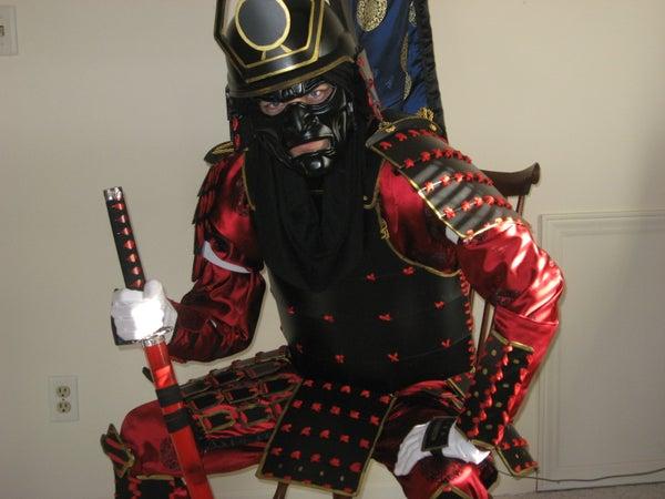 Samurai Armor (Total War: Shogun 2)
