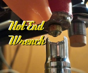 Printrbot Ubis13 Nozzle Wrench