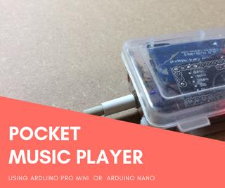 POCKET MUSIC PLAYER