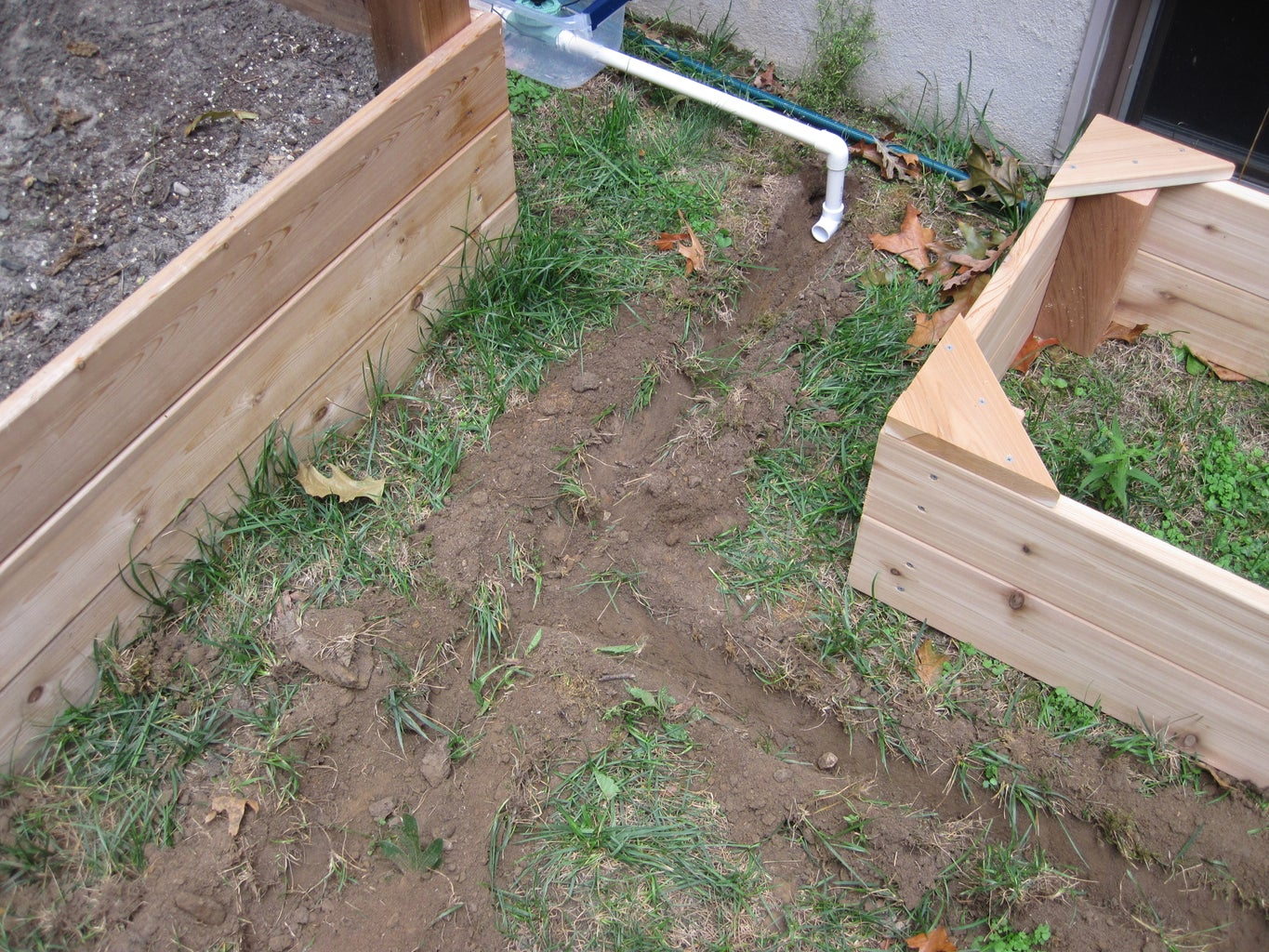 Dig Trenches