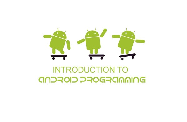 Introduction to Android Programming!