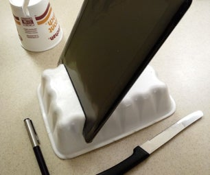Super Simple Mobile / Tablet Stand