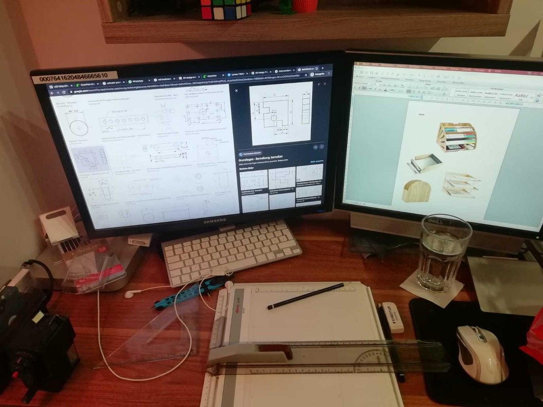 DeskOrganizer(Silly Solutions)