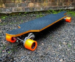 DIY Electric Skateboard