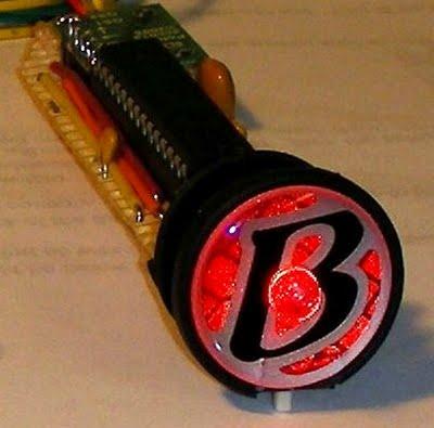 Bar End Brake Light: BEBL