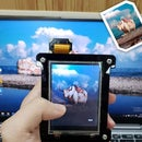 Raspberry Pi, Camera, and SPI Screen