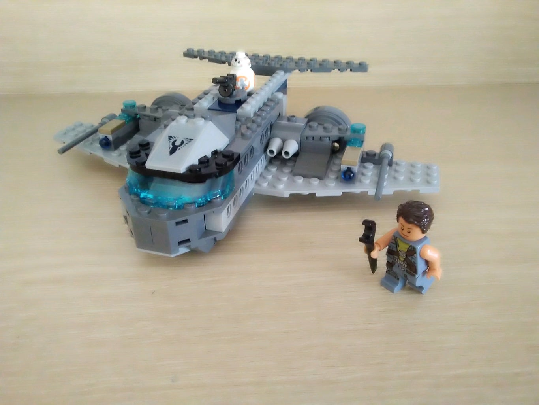 Lego Freemaker Spaceship