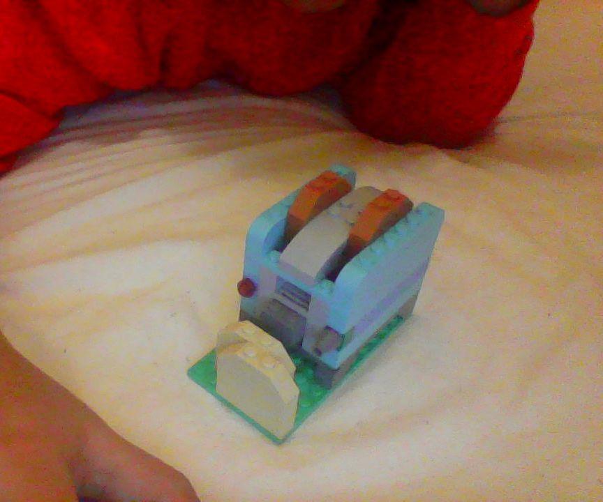 lego toaster