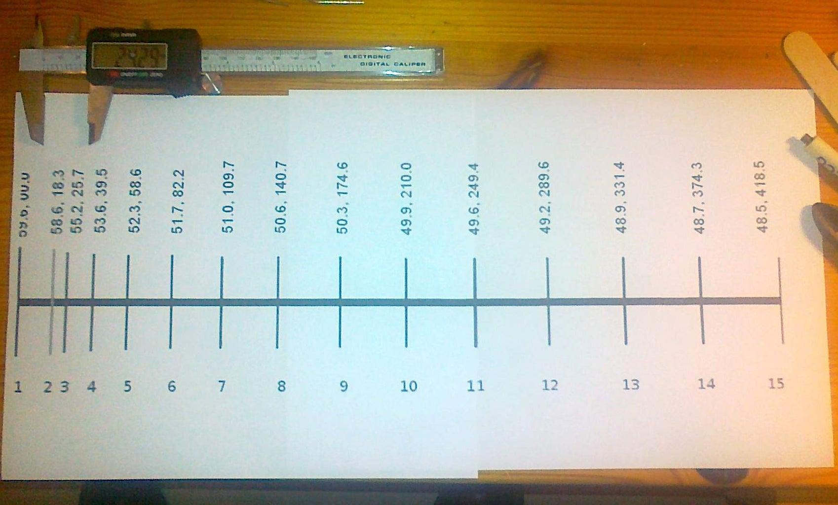 Printing the Yagi Diagram