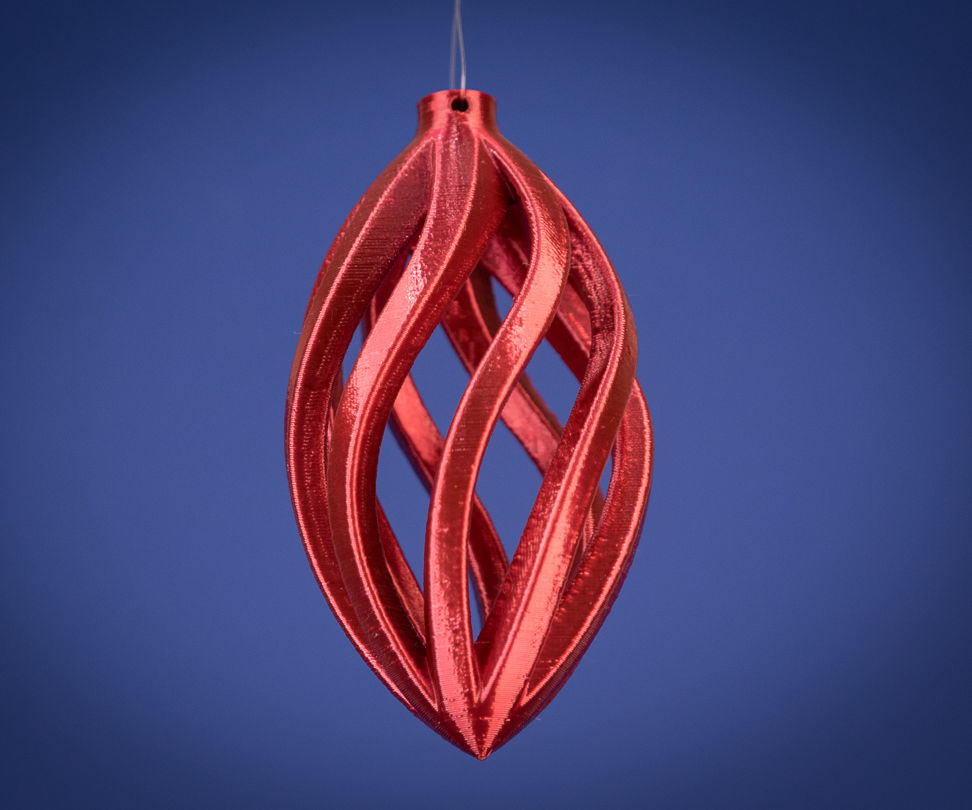 Design a Christmas Ornament in Fusion 360