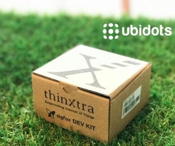 Connect Your Thinxtra Xkit Using Sigfox
