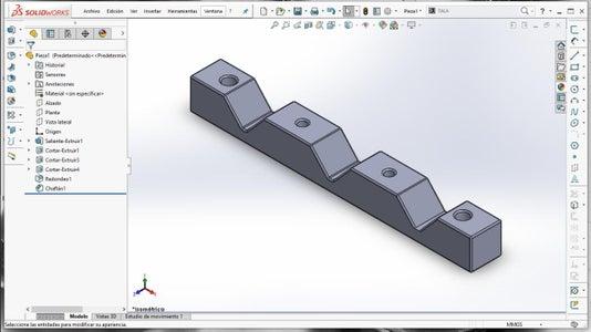 Diseño Y Programación (solidworks).