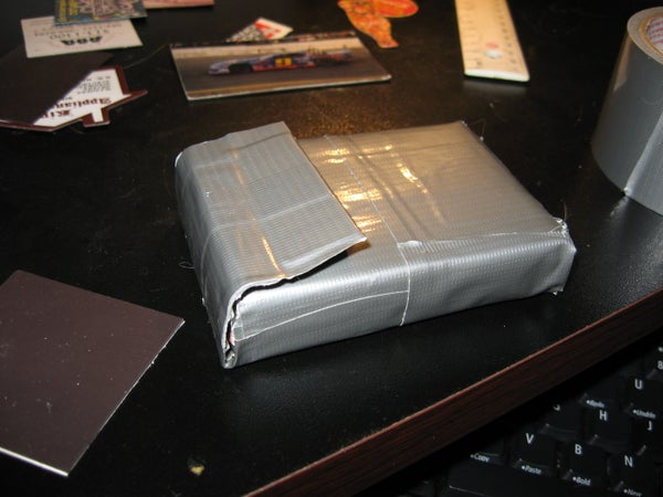 DUCT TAPE Playing Card Case