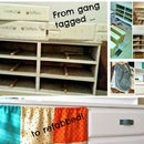 Gang-tagged Dresser Salvage
