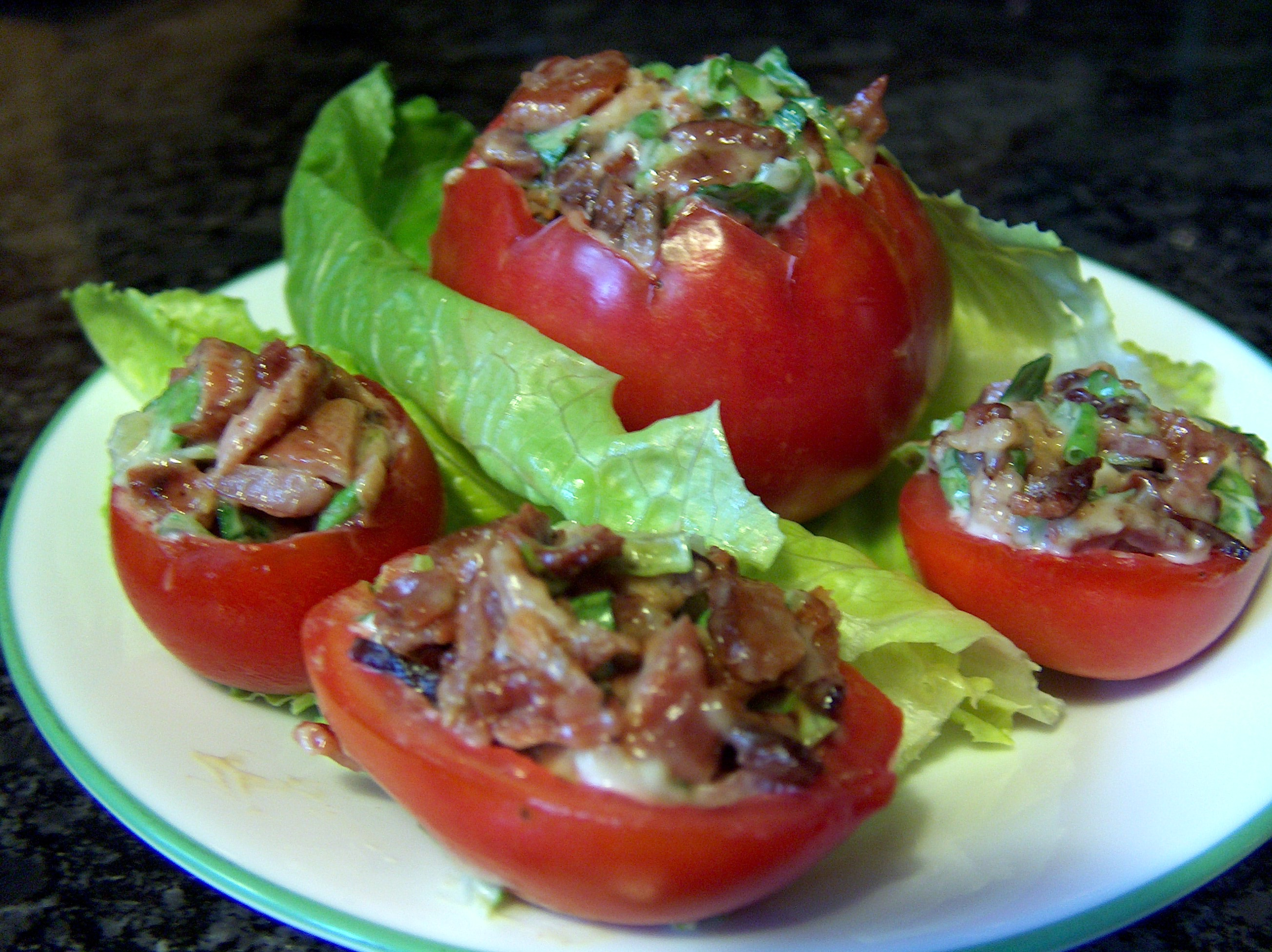 BLT Poppers!