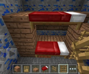Minecraft Bunk Bed