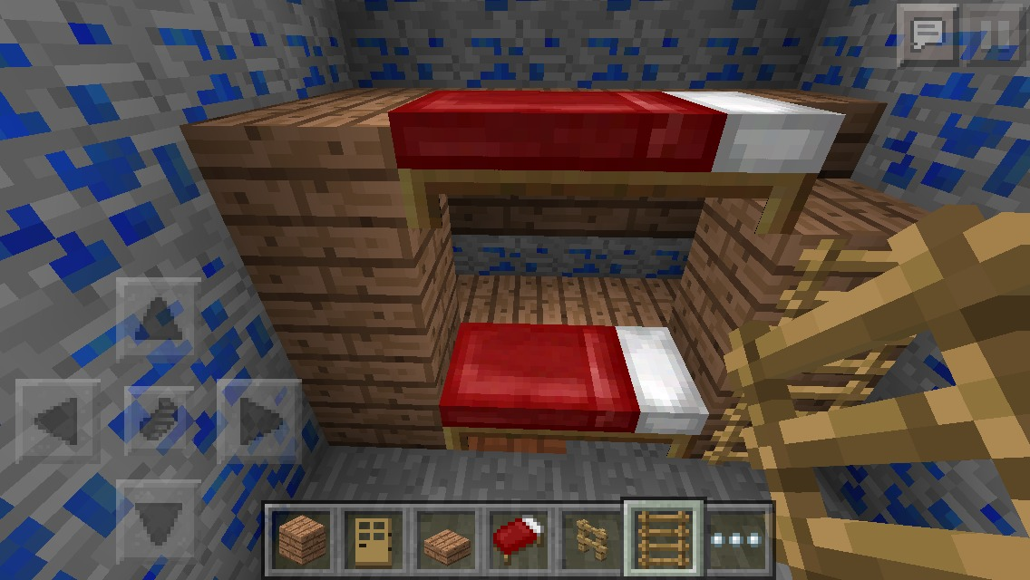 Picture of: Minecraft Bunk Bed 11 Steps With Pictures Instructables