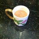 Healthy Delicious Almond Milk Hot Chocolate