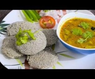 Idli Recipe :Multi Grain Idli : Easy Tasty Yummy : How to Make Idli