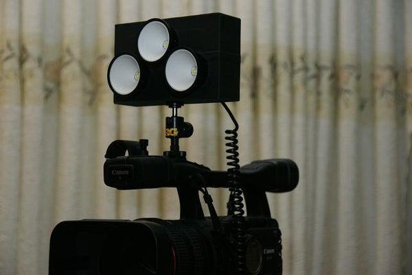 Powerful Video Light Under $100