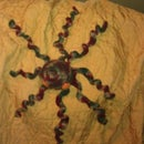 Crochet amigurumi octopus/jellyfist convertible doll