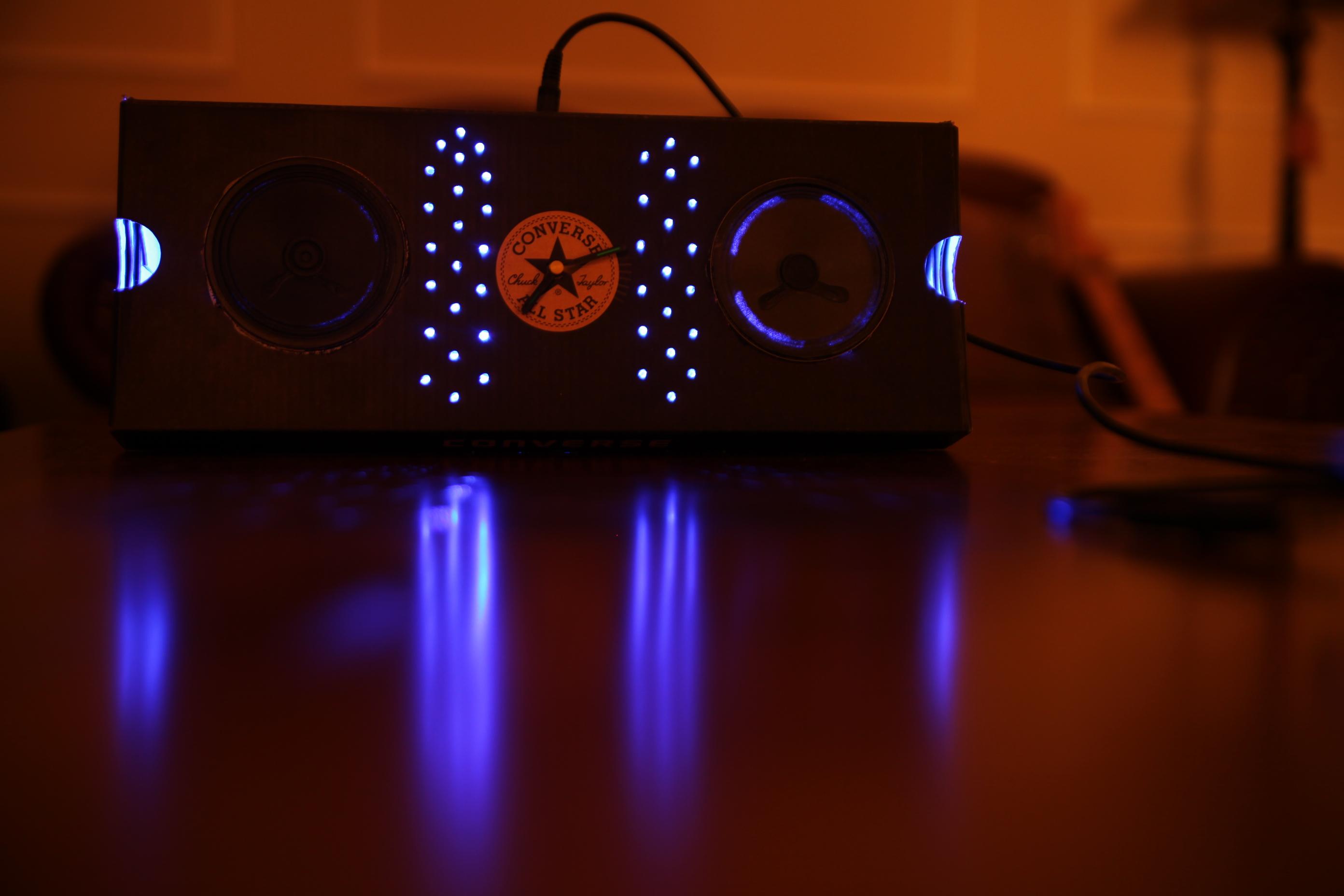 Ultra Easy Customizable Speaker