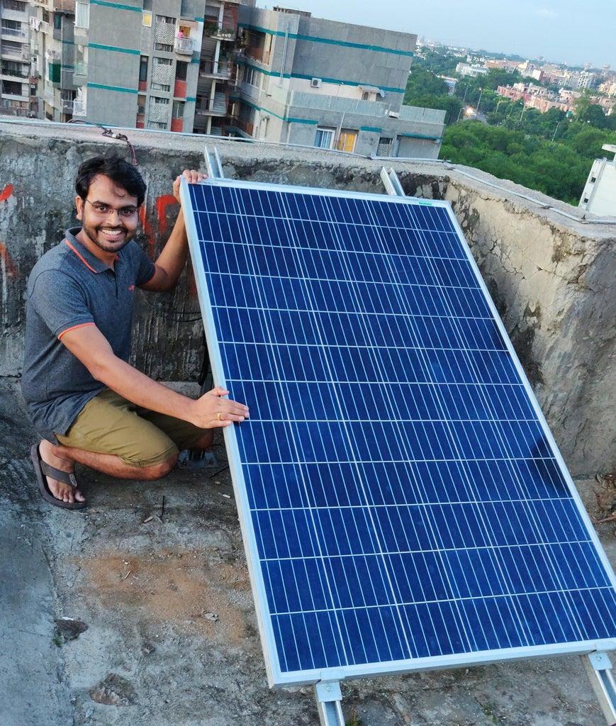 Solar Panel Sizing