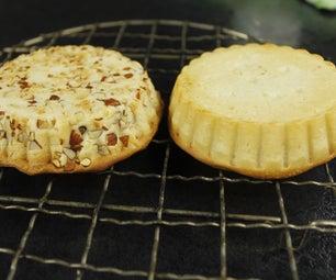 Nut Encrusted Tart Shell