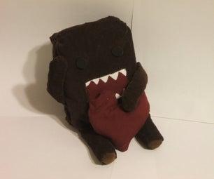 Toasty-kun! Make a Stuffed Animal With a Microwavable Heart.