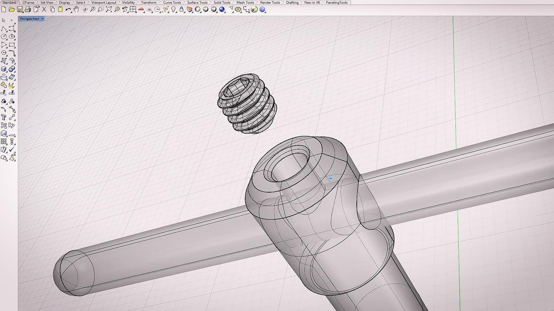 Building the CAD Model