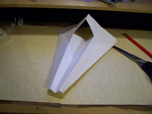 No, This Is the Absolute Greatest and Easiest to Make Paper Airplane, No Really, Try It!