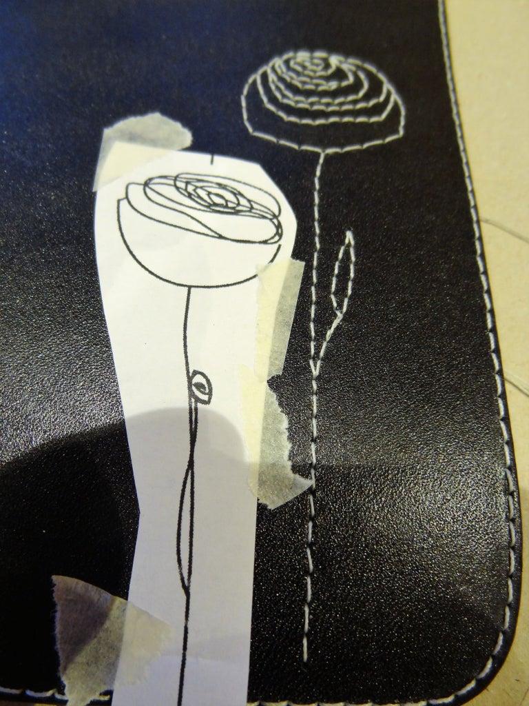 Flowers on a Bag