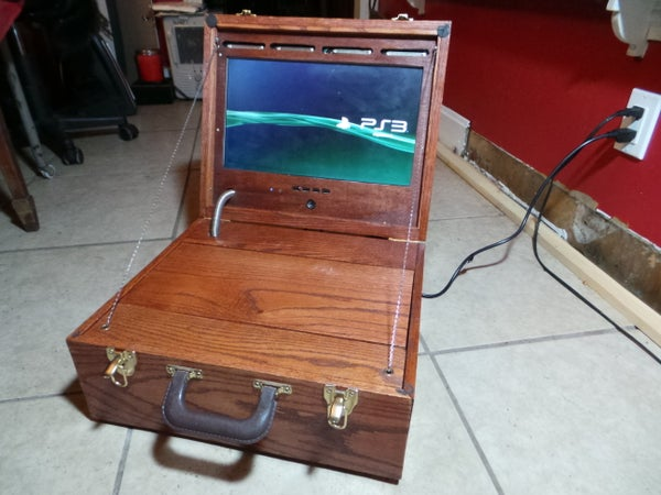 Portable Playstation 3 Case
