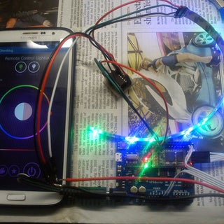 Android Bluetooth Control