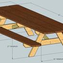 ADA-compliant Picnic Tables