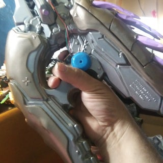Adding Sound to a Halloween Prop Weapon