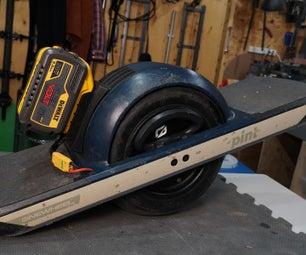 Onewheel Pint Battery Upgrade - Extended Range