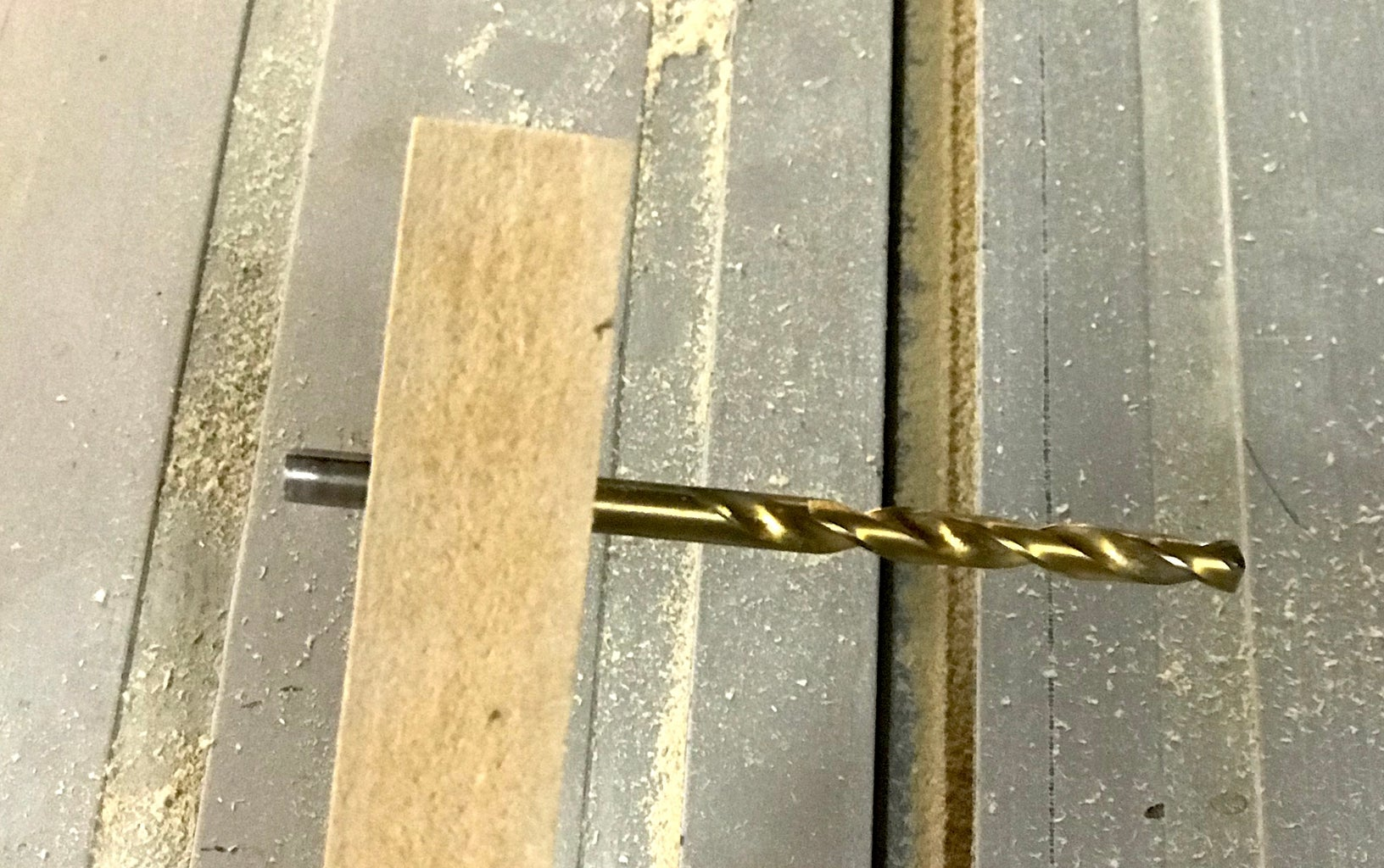 Making the First Jig