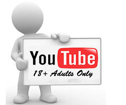 How to watch 18+ video on YouTube without login