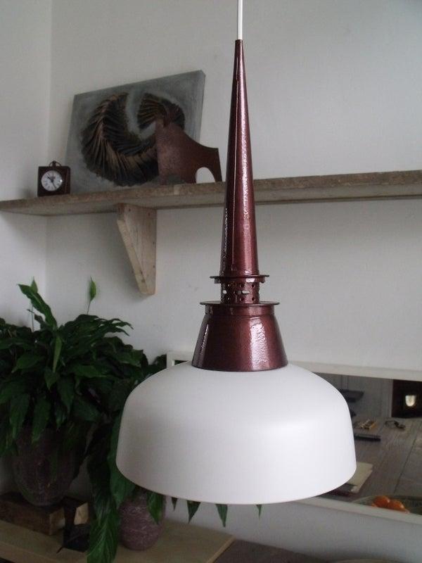 Salad Bowl Lamp