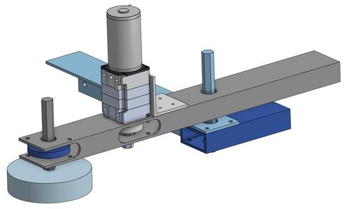 Design for Color Wheel Mechanism