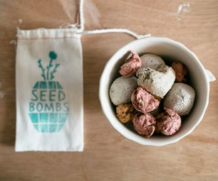 Make Seed Balls With Recycled Paper