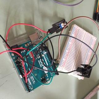 Sound Reactive LED Strip