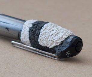 Pen Clip Repair - With Sugru