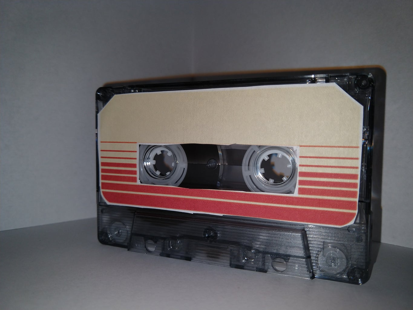 Jam Out to Your Vintage Cassette Tape