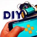 Smartphone Control Robot ♠ DIY ♠