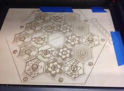 Laser Cut Your Design Onto Wood